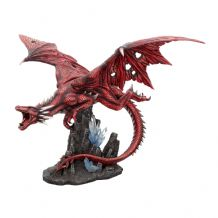 FRAENER'S WRATH DRAGON FIGURINE